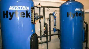 Referenzen - Wasseraufbereitung