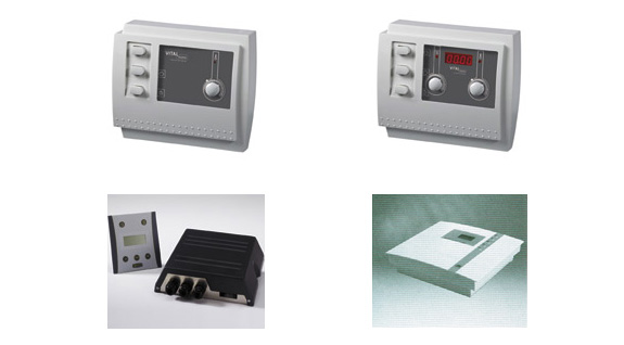 Hytek - Wellness - Produkte - SAUNASTEUERUNG Saunakontrol K1 für finnische Sauna