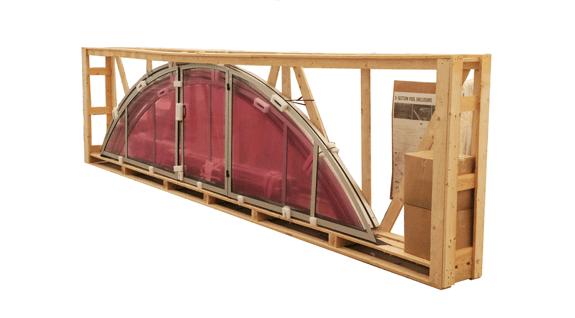 Hytek - Wellness - Produkte - Montageanleitung für Box Überdachungen
