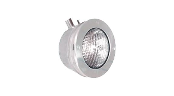 Hytek - Wellness - Produkte - Unterwasser Scheinwerfer, V4A