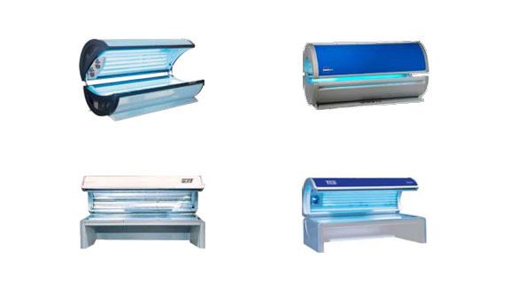 Hytek - Wellness - Produkte - Solarium Regina 2.650W (ohne Kopflüfter)