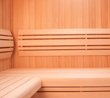 Hytek - Wellness - Sauna - Inneneinrichtung Exklusiv