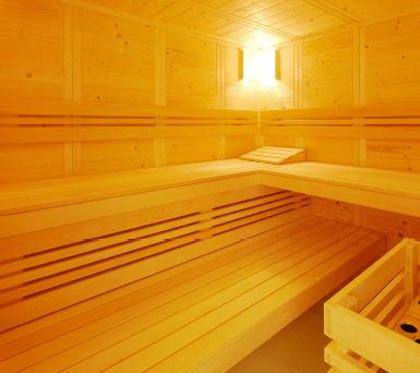 Hytek - Wellness - Sauna - Inneneinrichtung Norma