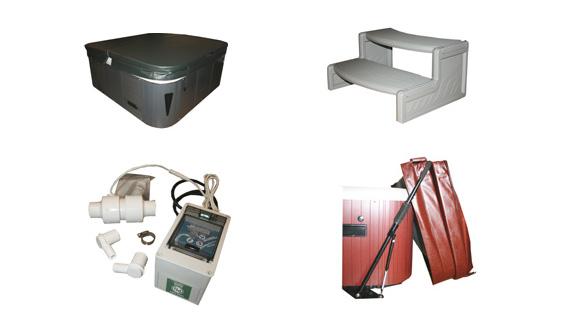 Hytek - Wellness - Produkte - Whirlpool Cover