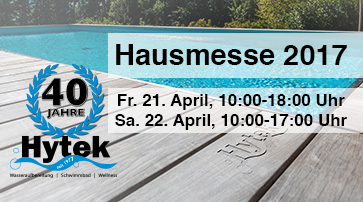 Hytek - Category - Hausmesse 2017
