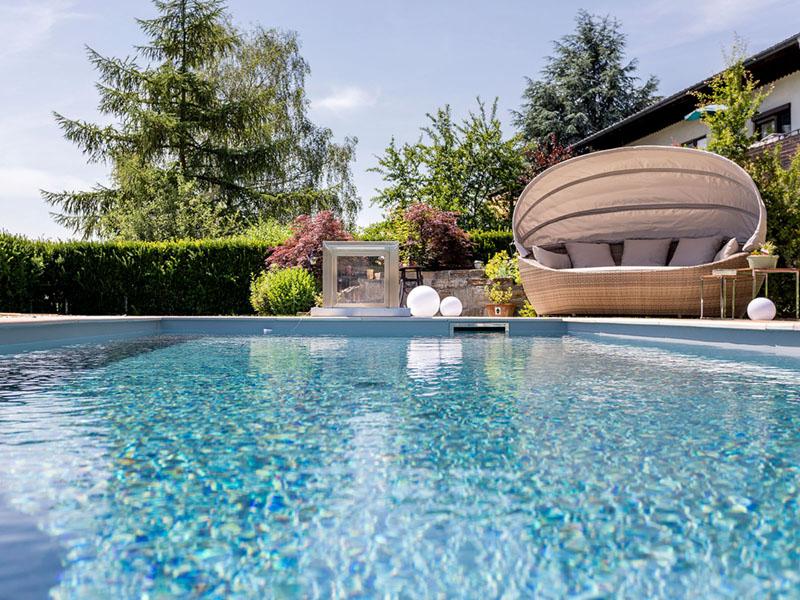 Hytek Traum Pool Schwimmbad